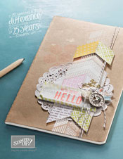 Australian 2012-2013 Stampin Up Holiday Catalogue